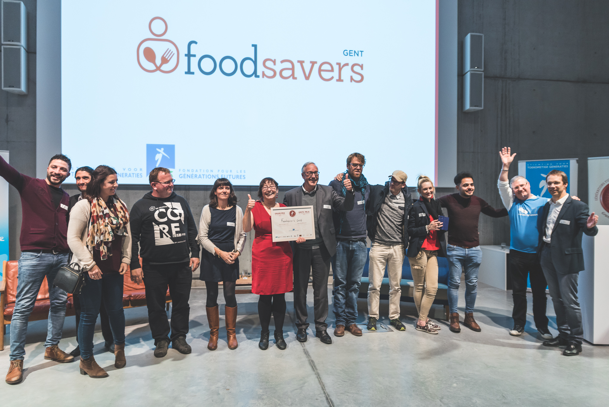 FoodSavers Gent - © Simon Fusillier