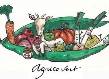 Logo Agricovert